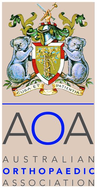 Logo of the Australian Orthopaedic Association