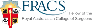 Logo for Fellow of the Royal Australasian College of Surgeons